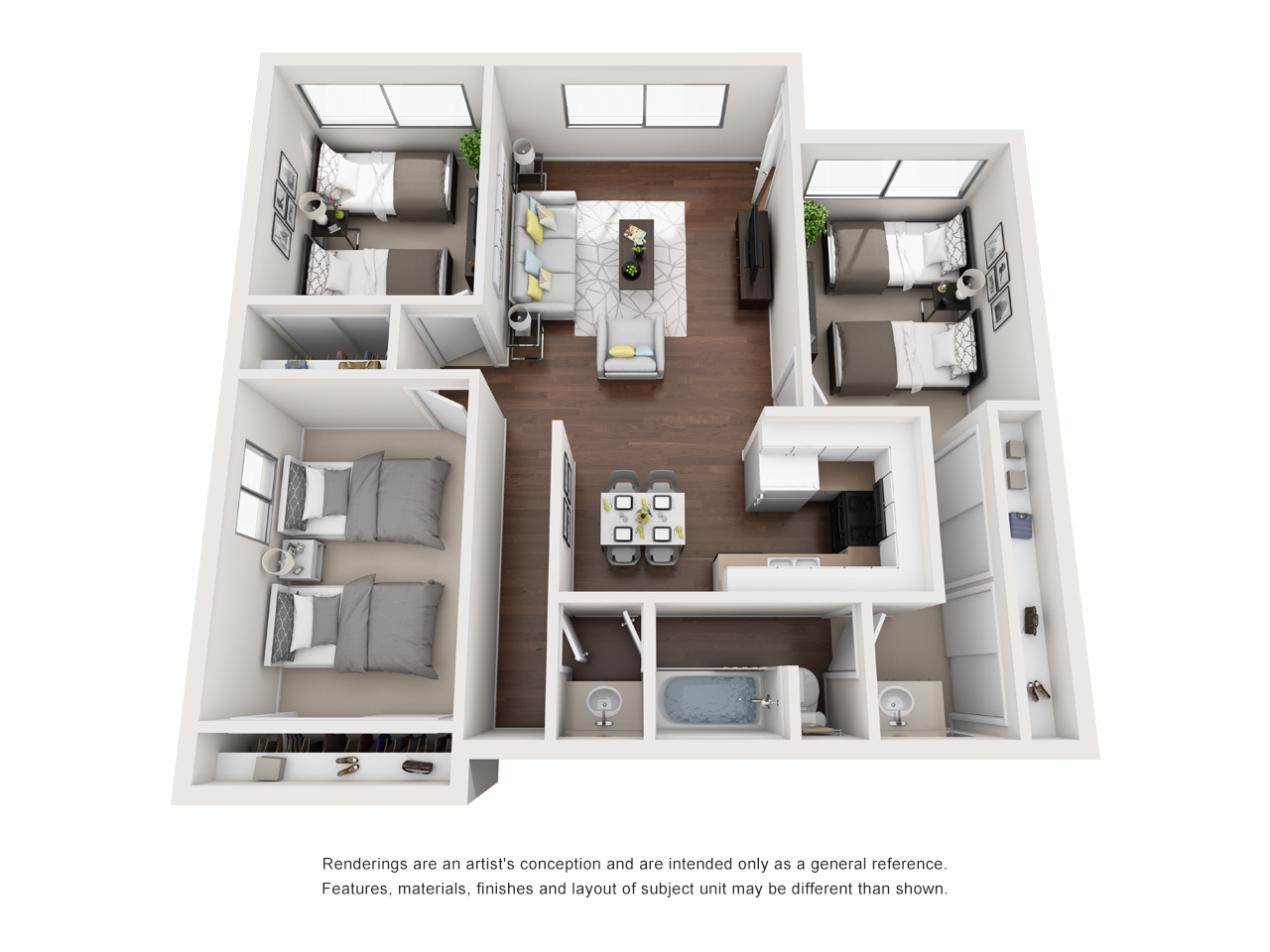 Anapamu Plan B Furnished