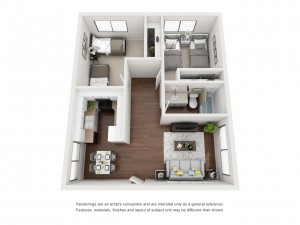 Anapamu Plan A Furnished