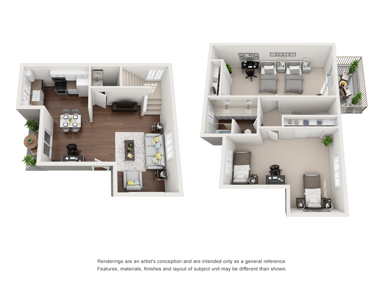 Ivy Ladera Townhomes
